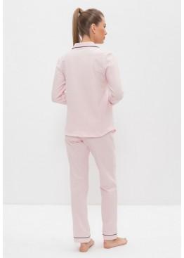 Пижама 1127 розовый, Cleo