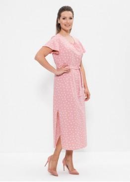 Платье 1233-roze, Cleo