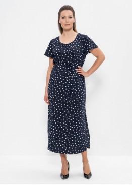 Платье 1233-black, Cleo