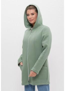 Куртка женская спортивная 77 оливковый, Cleo