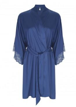 Халат 37317 NIGHTIE blue, ESOTIQ