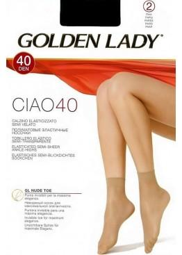 Носки женские Ciao 40 New-nero, Golden Lady