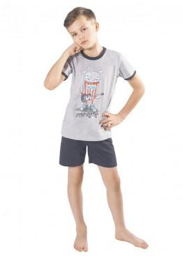 Пижама AKSON-graphite/gray for children, Italian Fashion