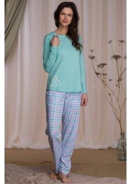 Пижама женская с брюками LNS 422 B21, KEY