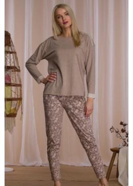 Пижама женская с брюками LNS 934 B21, KEY