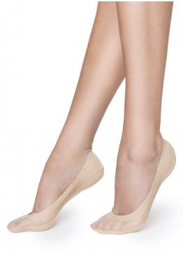 Подследники STOPKI LUX LINE normal cotton-nude, Marilyn