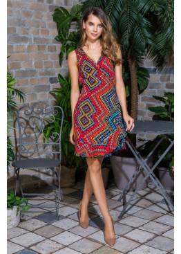 Платье 16430 red, Mia-Mia-1