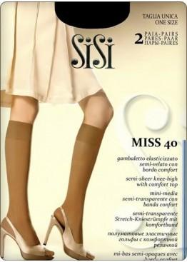 Гольфы (2 пары) Miss 40 New - daino, Sisi