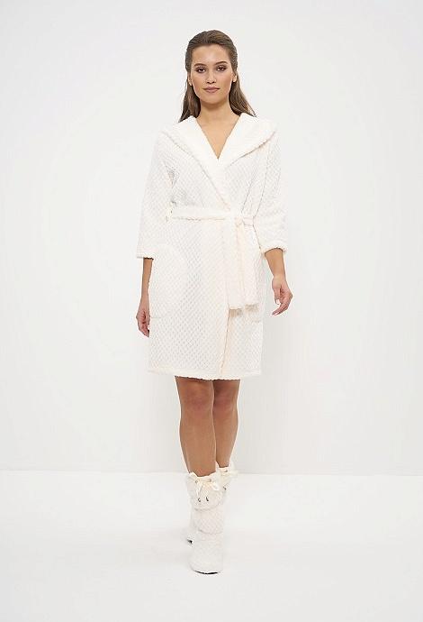 287fd4380353 Женские халаты с капюшоном купить недорого в Москве