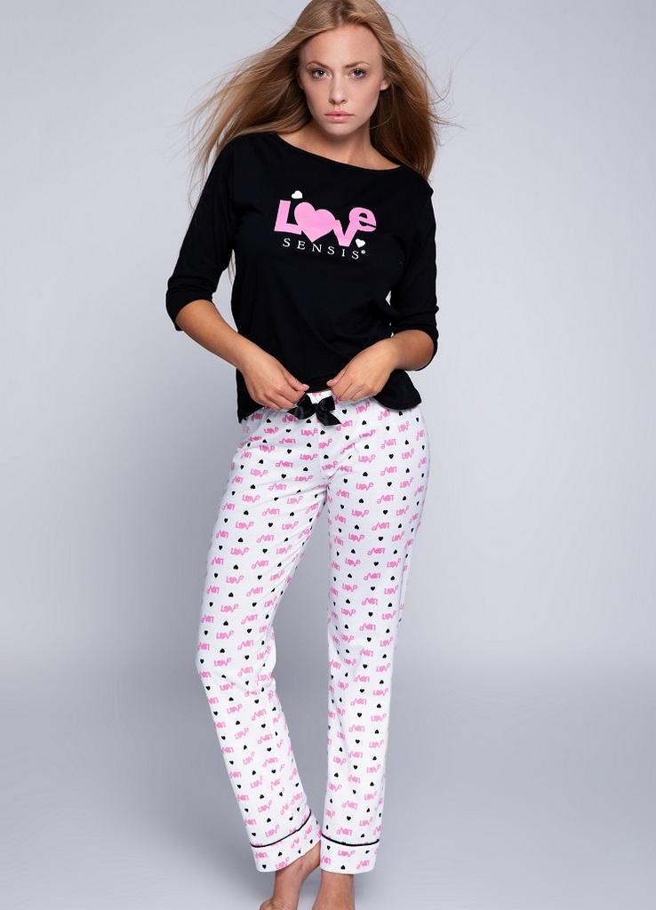 0bff79a8eba04 Купить женскую теплую пижаму с начесом в интернет магазине недорого  stilnayadoma.ru